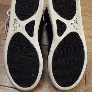 Creative Recreation Shoes - Creative Recreation Black Galow Hi Womens Sneakers